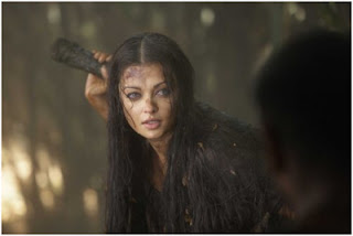 Aishwarya rai without makeup in raavan