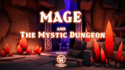 Download Mage and The Mystic Dungeon APK + OBB v1.0 Full  Offline