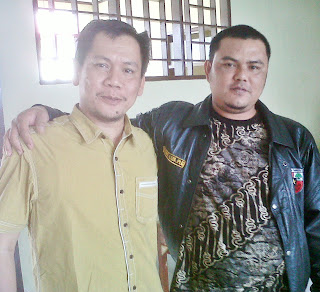 "Indra J Piliang Ketum Terpilih, Mengumpulkan nan ""Taiciah"" Dalam Mubes Alumni SMA 2 Pariaman"