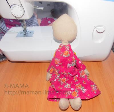 Как сшить куклу для начинающих фото 74