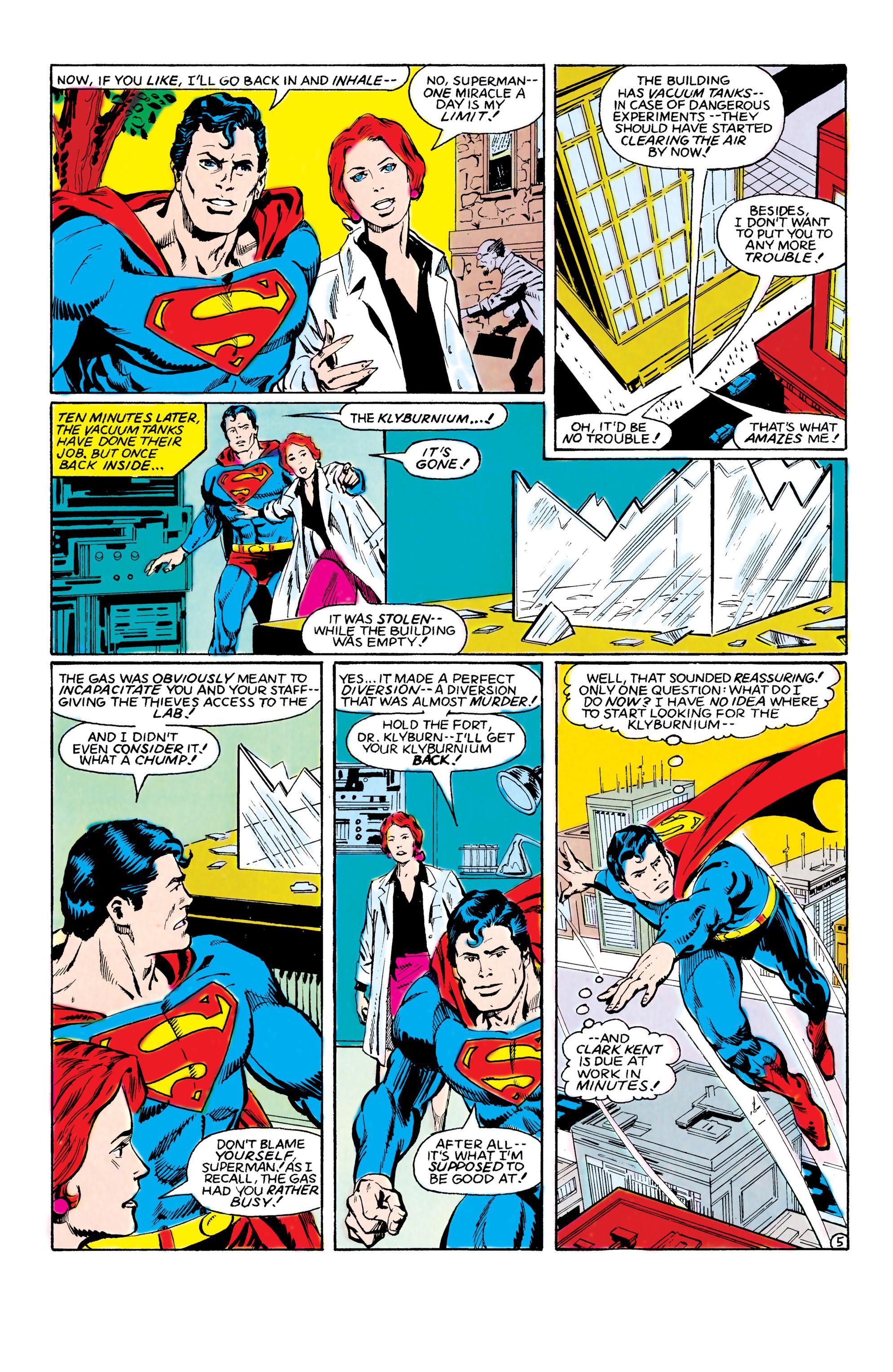 Read online World's Finest Comics comic -  Issue #308 - 6