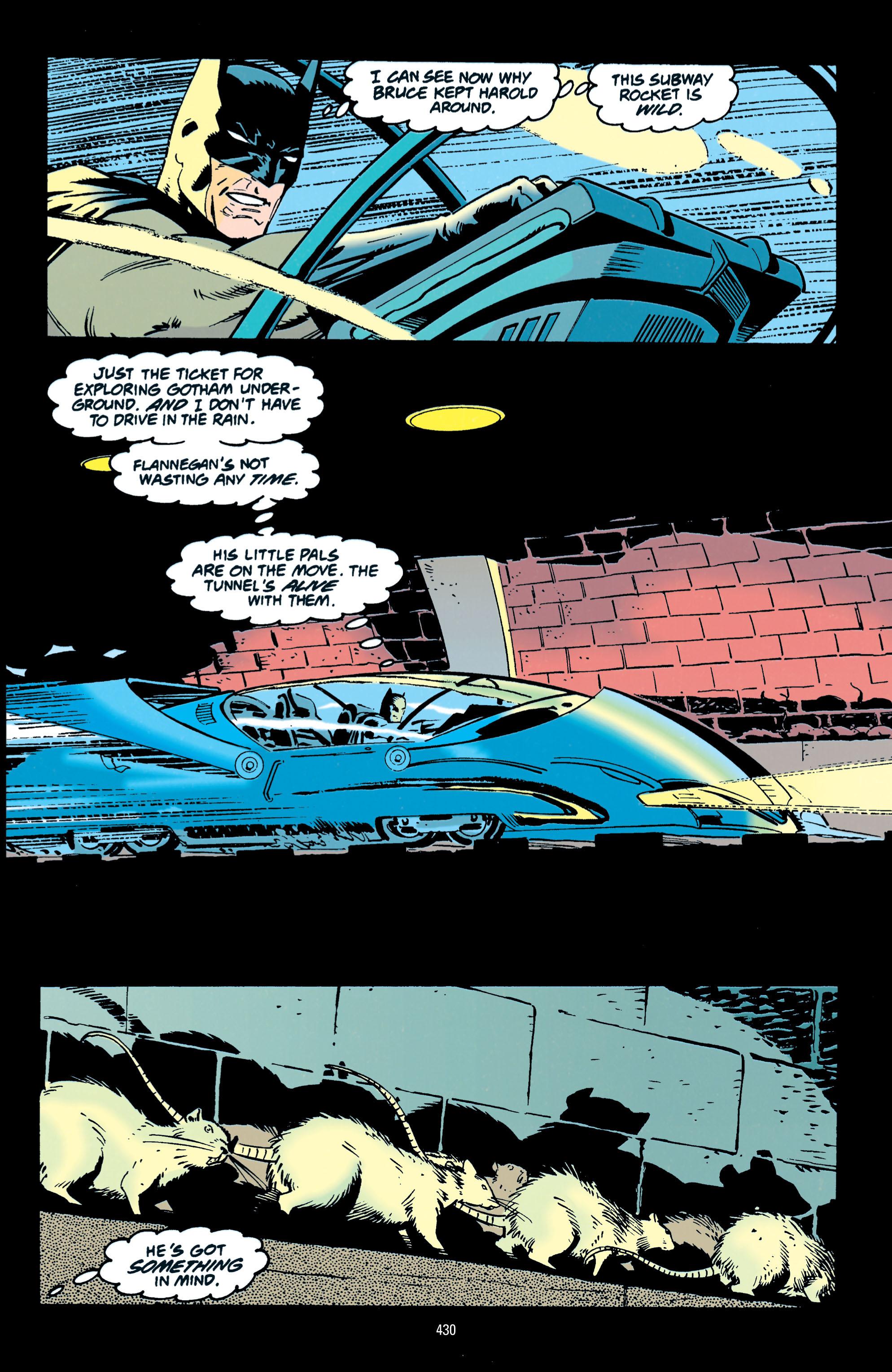 Detective Comics (1937) 679 Page 17