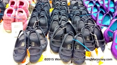 Shopping at Crocs Mega Sale Using GCash MasterCard