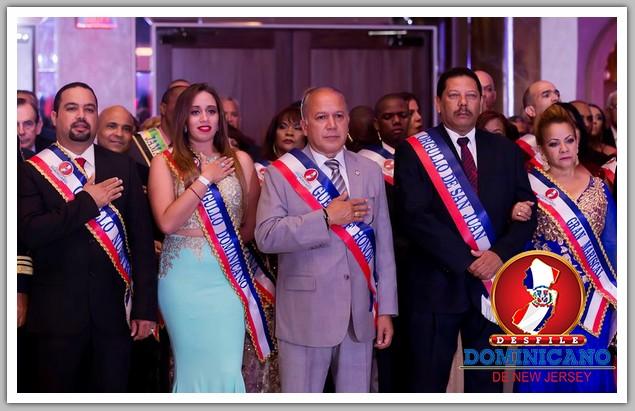 Gala del Desfile y Festival Dominicano de Paterson 2016
