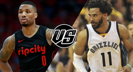 Live Streaming List: Portland Trail Blazers vs Memphis Grizzlies 2018-2019 NBA Season