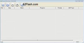Tutorial Cara Flash Evercoss A75G Dengan PC Mudah