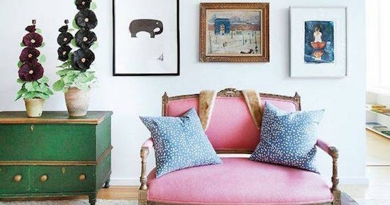 My Scandinavian Home The Happy Home Of Artist Kate Schelter