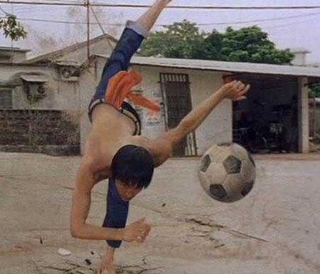 Psychostasy of the Film: Shaolin Soccer (2001)