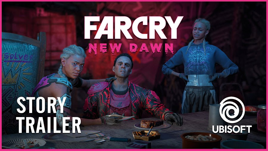 far cry new dawn story new eden ubisoft