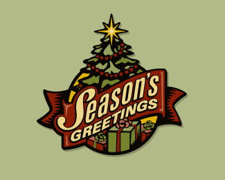 Logotipos de Navidad