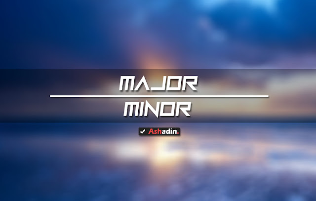 Apa arti Major dan Minor Update