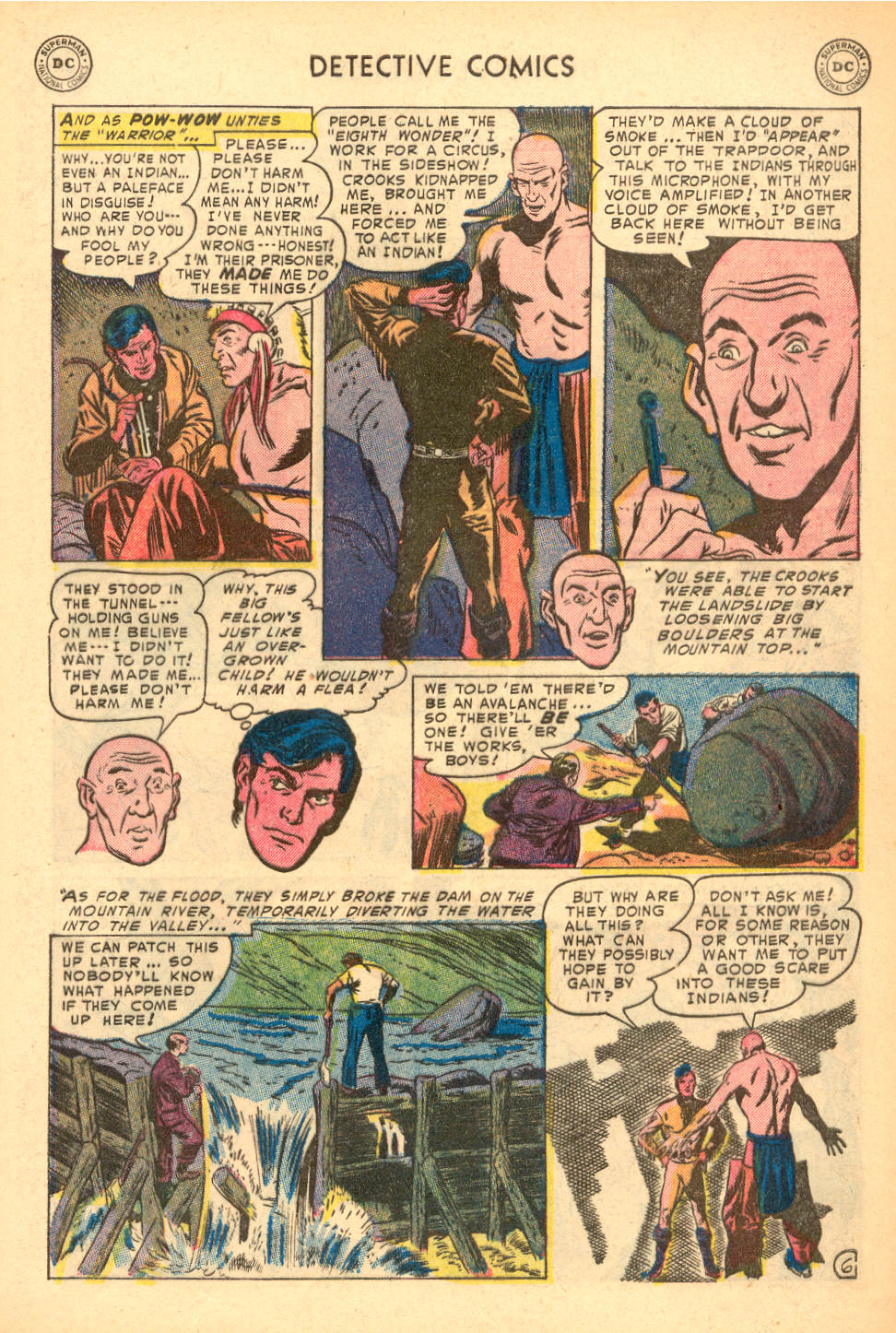 Detective Comics (1937) 199 Page 32