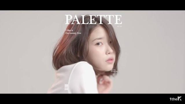 IU(아이유) - Palette(팔레트) (Feat. G-DRAGON)