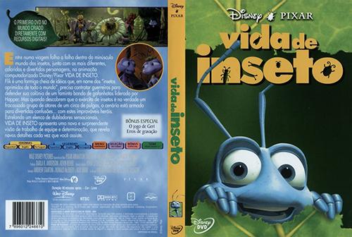 Vida de Inseto Torrent - DVDRip