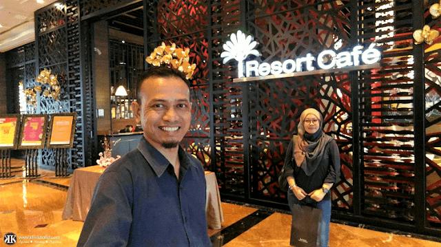 Sunway Resort Hotel & Spa, Joyous Reunion, Khir Khalid,