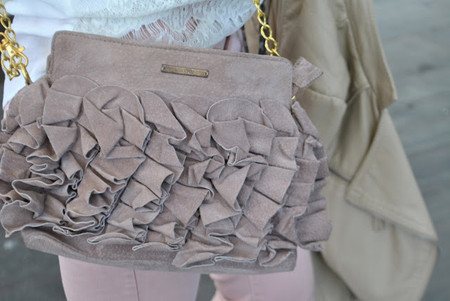 borsa pepe jeans london beige outfit beige come abbinare il beige abbinamenti beige mariafelicia magno fashion blogger colorblock by felym fashion blog italiani fashion blogger italiane blogger italiane di moda