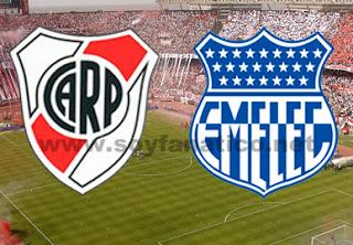 River vs Emelec Copa Libertadores 2017