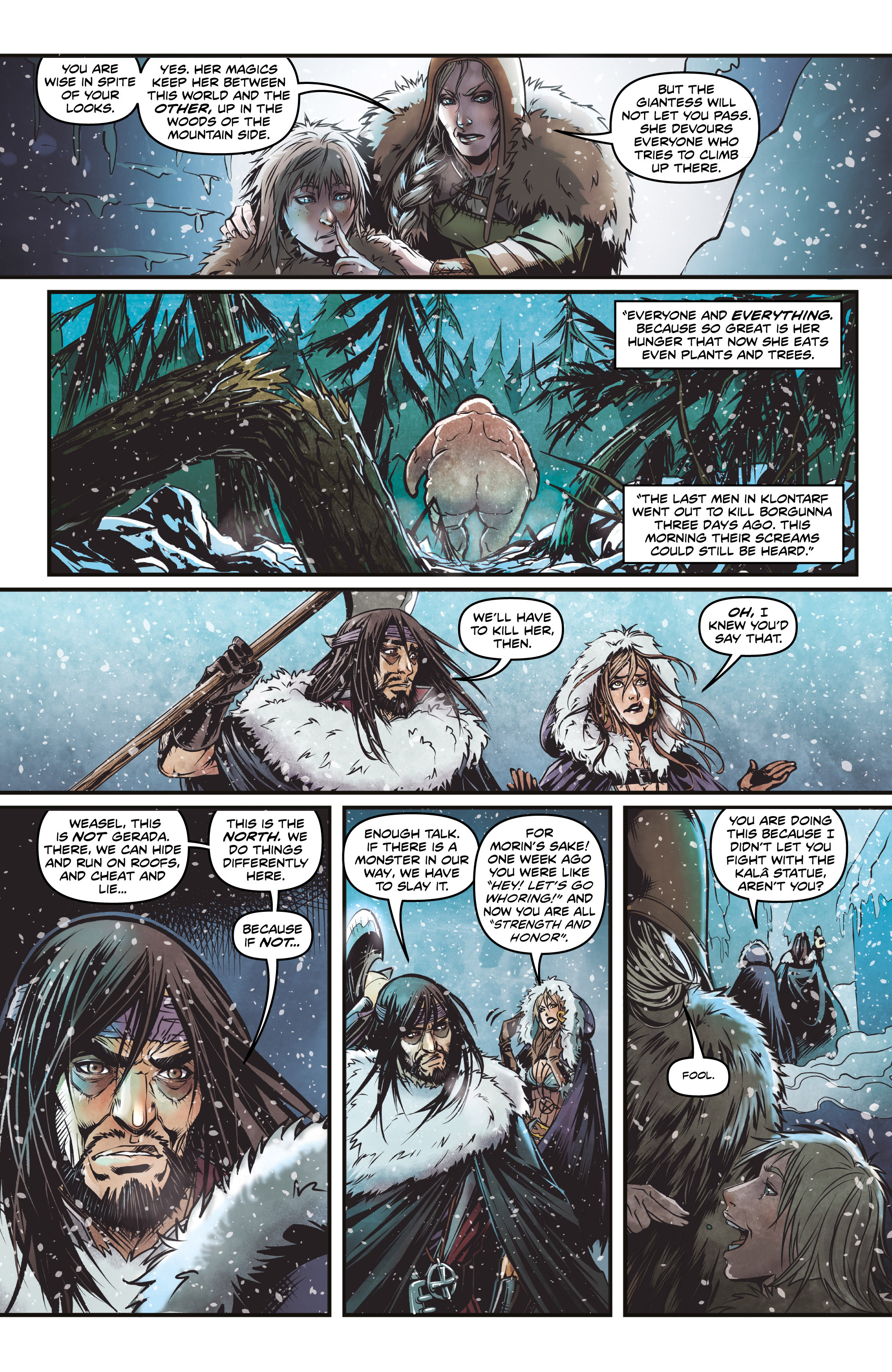 Read online Rogues! (2014) comic -  Issue #2 - 12