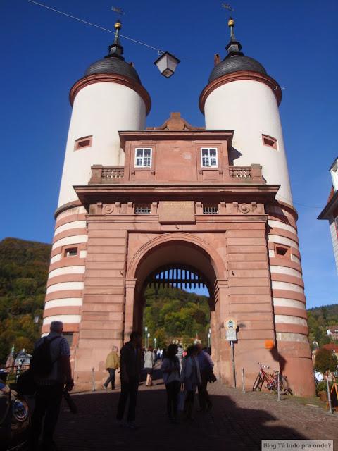 Brückentor, Heidelberg