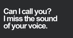 The Sound Of Your Voice Quotes