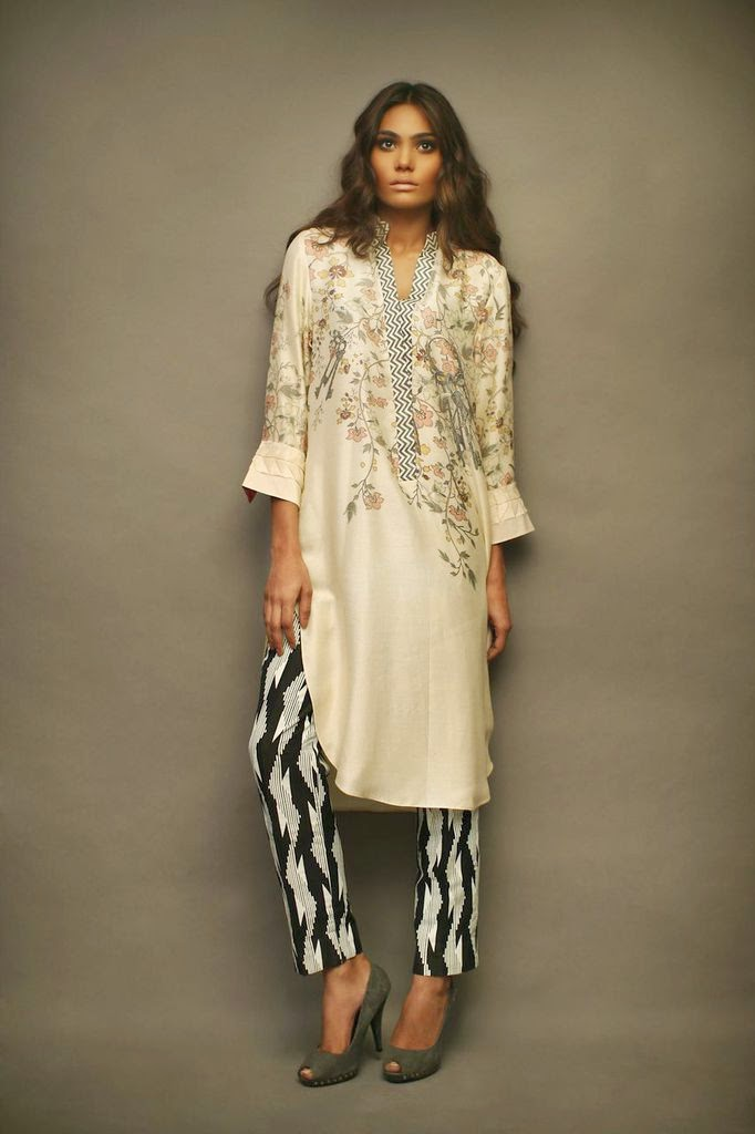 Sania Maskatiya - Eid fashion 2014