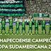 Chapecoense é declarada campeã da Copa Sul-Americana