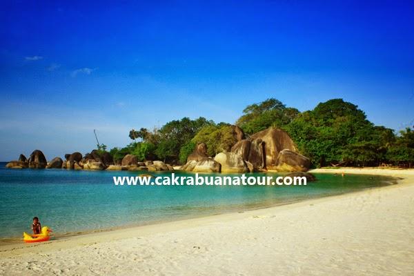 Paket wisata Pulau Tidung dan Pulau Belitung tour