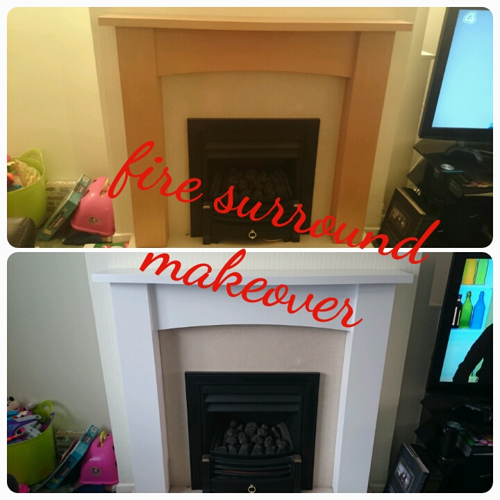 Guide To Transforming Your Fire Surround, How To Sand A Wooden Fire Surround