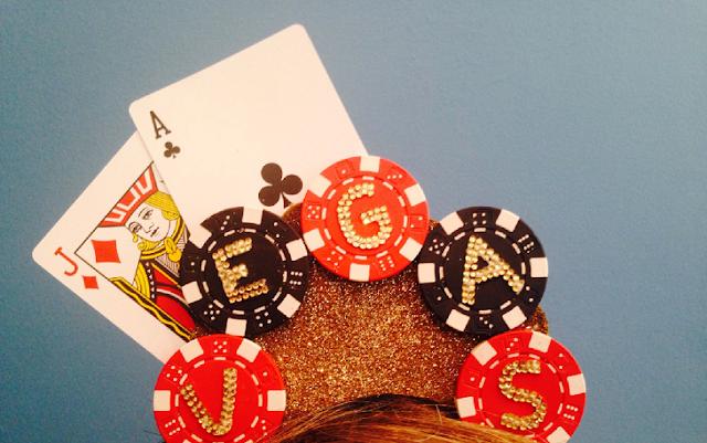 Souvenirs de fichas de pôquer personalizadas em Las Vegas