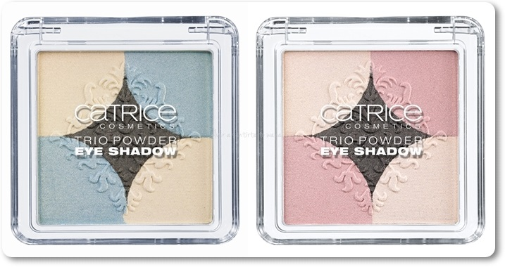 CATRICE - Rock-o-co {Febrero - Marzo 2015} - Trio Powder Eyeshadow