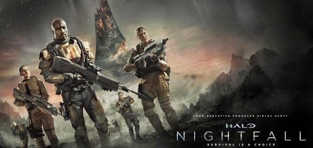 Primer vistazo a Halo: Nightfall