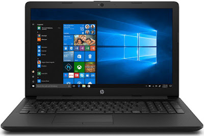HP Notebook 15-da0158ns