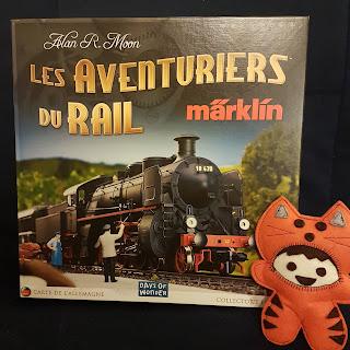 Les Aventuriers du Rail Allemagne recto