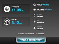 Inilah Hasil Uji Speedtest 5 Operator Besar Indonesia Di Jaringan 4G