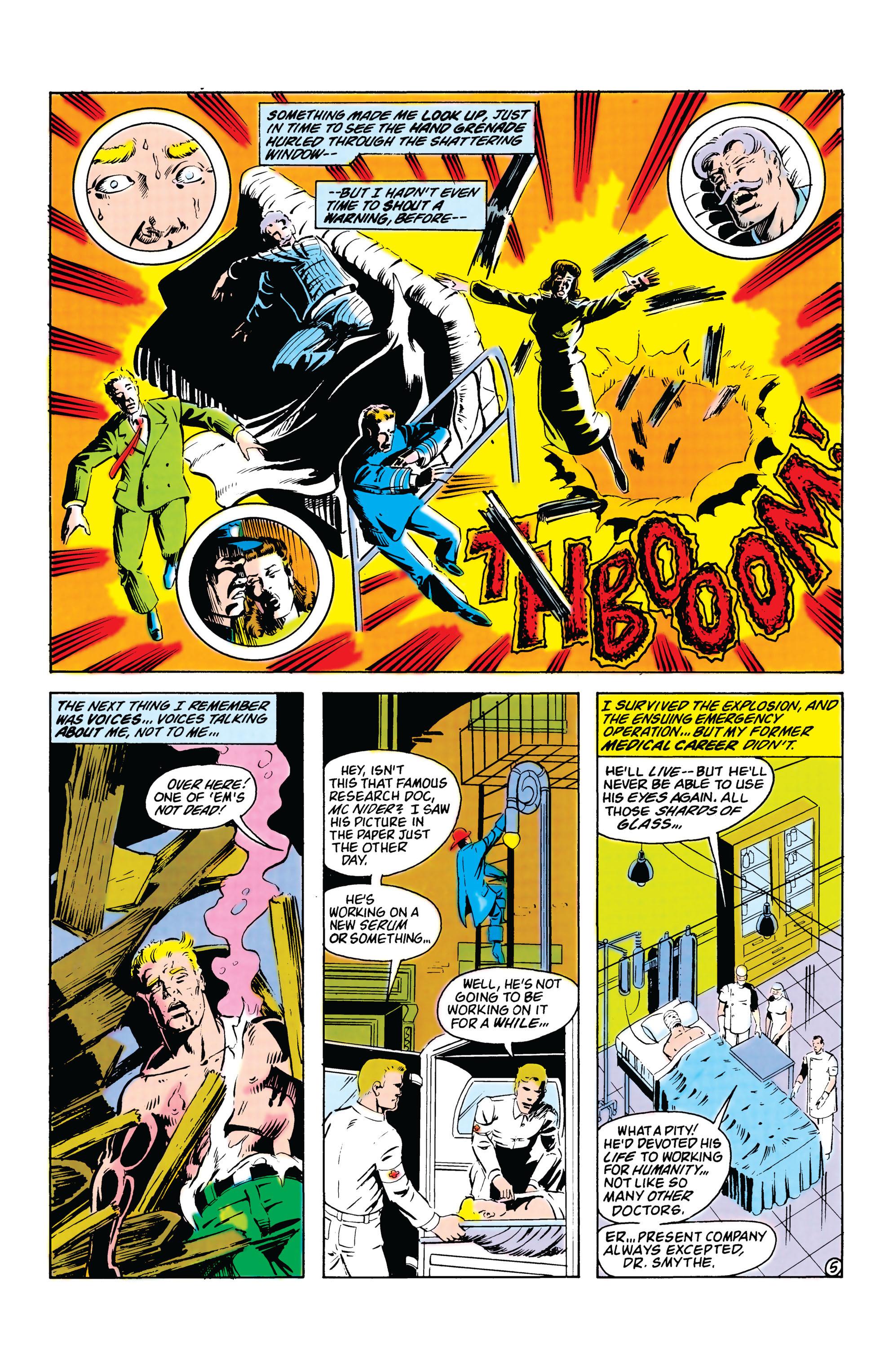 Read online Secret Origins (1986) comic -  Issue #20 - 24