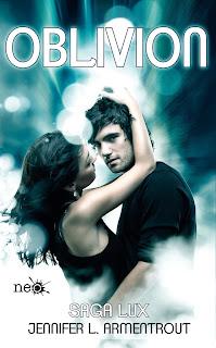 Oblivion. Saga Lux - Jennifer L. Armentrout