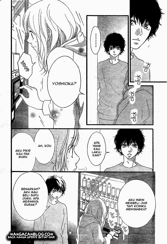 Ao Haru Ride Chapter 36-40