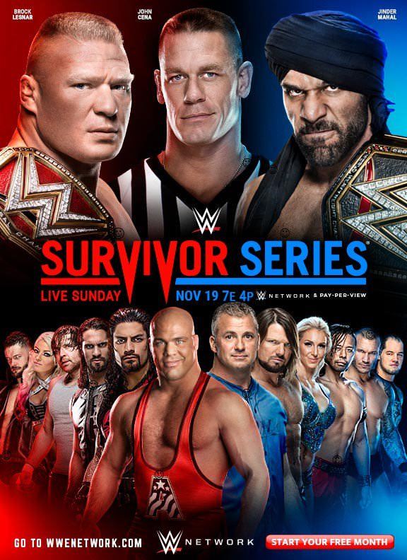 WWE Survivor Series 18th November 2018 720p HDTV x264 x264 1.4GB