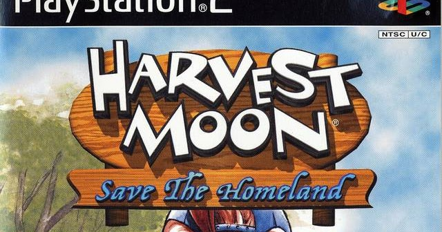 download harvest moon save the homeland ps2 for pc
