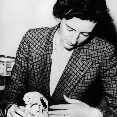 Mary Leakey Life Story ~ Biography Collection