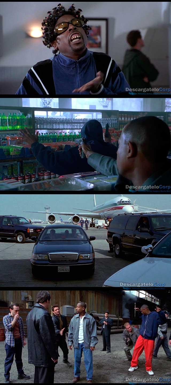 De Ladrón a Policía (1999) HD 1080p Latino
