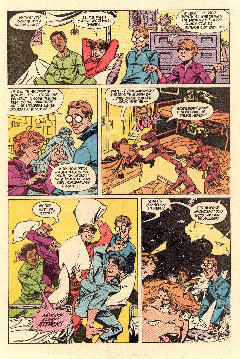 Read online Secret Origins (1986) comic -  Issue #49 - 8