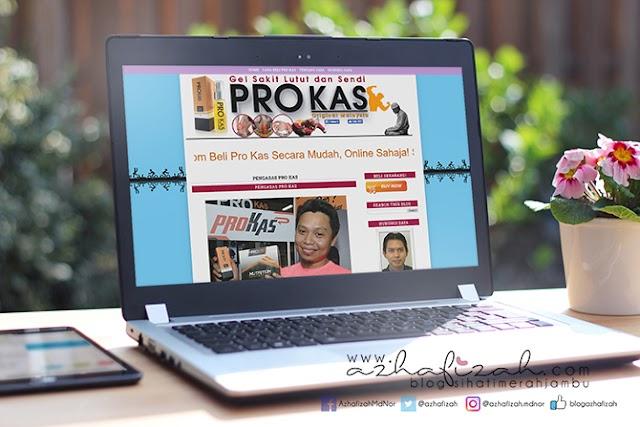 Design Blog Pro Kas Original Malaysia