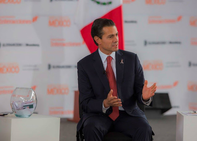 Ahora la corrupción tiene la culpa de cualquier cosa que ocurra: Peña Nieto