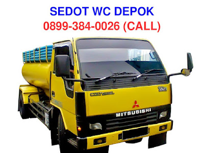0899-384-0026 (Call), Sedot WC Kukusan Depok