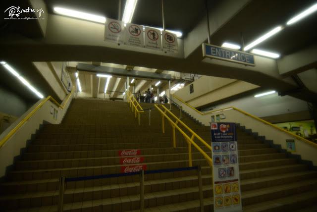 LRT Central Station