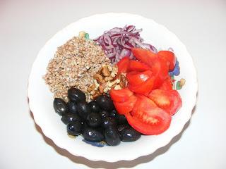 Preparare salata de hrisca retete culinare,