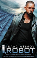 I, Robot by Isaac Asimov book cover