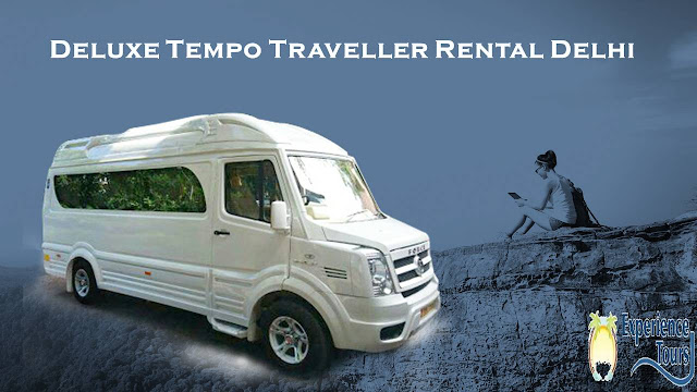 Enjoy Group journey with Tempo Traveller on Rent in Delhi NCR
