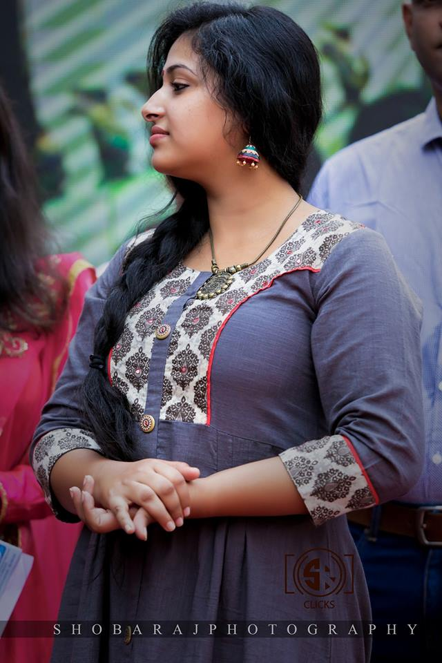 Malayalam Actress Anu Sithara Latest Images - Hot Actress -4906